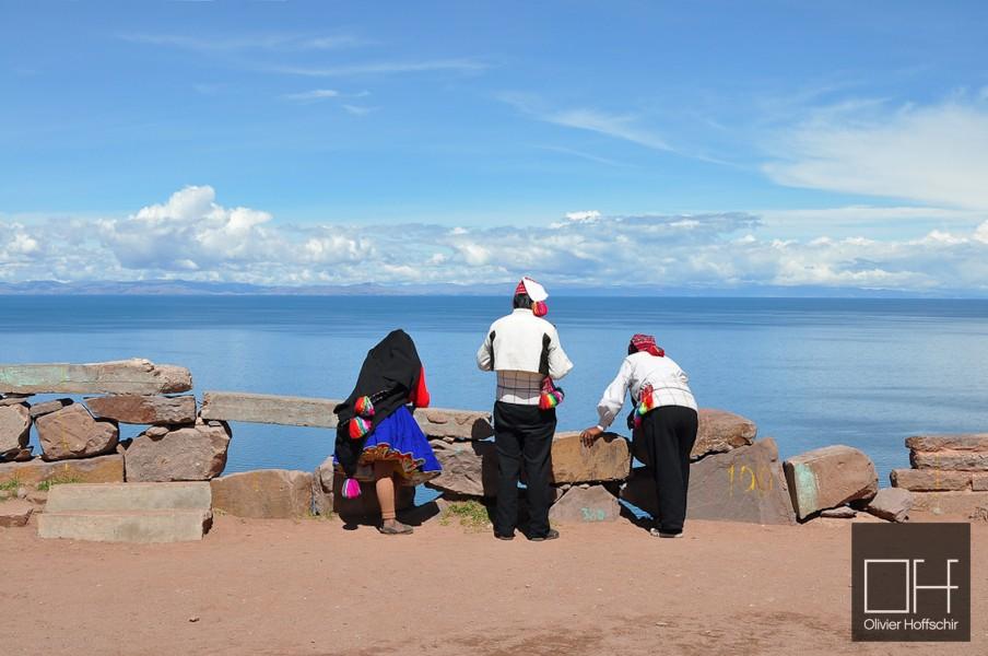Taquile Islande