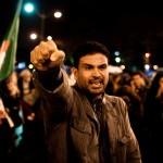 Pro Palstinian Demonstration