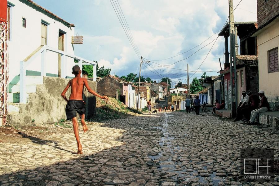 Dans les rue de Trinidad